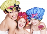 by Tosca , girls showercap